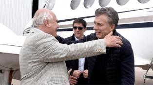 """Macri: """"La economía crece hace cinco trimestres y el año que viene va a crecer más"""""""