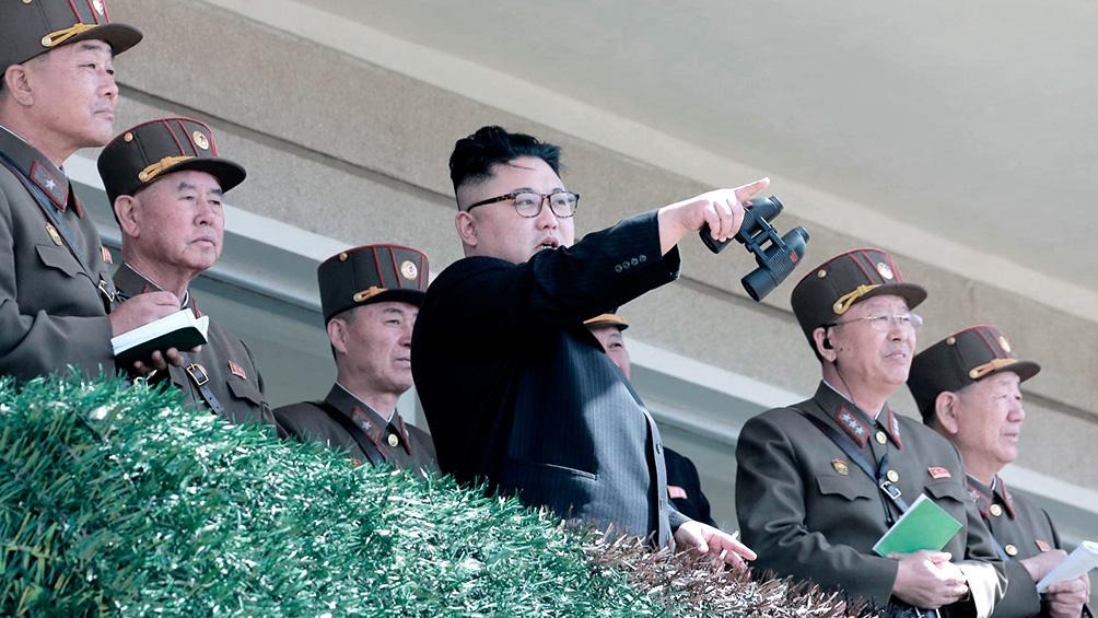 Corea del Norte dispara dos proyectiles de corto alcance en su primer lanzamiento del año