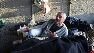 """En la mayoría de las provincias se aplica la política de la """"inmediatez"""" para atender a los sin techo"""