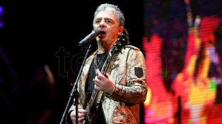 Los Ratones volvieron en una ardiente ceremonia rockera en el Hipódromo de Palermo