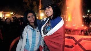 Las fiestas patrias chilenas también se festejan en la provincia