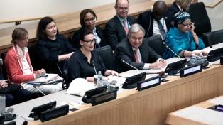 """Michetti pidió """"un mundo integrado que vincule las economías con equidad"""""""