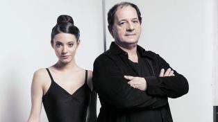 """Julio Chávez es """"El Maestro"""" en la televisión y el teatro"""