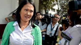 La fiscalía pidió a la Justicia de Brasil investigar el vínculo de Odebrecht con Keiko Fujimori