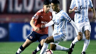 Martín Benítez está descartado para jugar por la Sudamericana