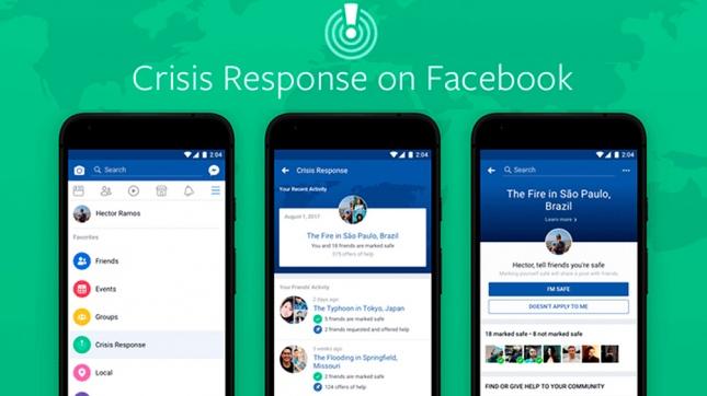 Facebook activa Safety Check en México tras sismo de 7.1 grados