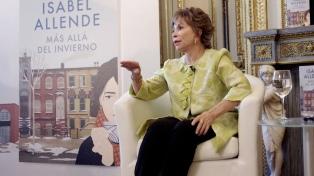 """""""Más allá del invierno"""", de Isabel Allende, y """"La vida por la Patria"""" encabezan el ranking de ventas"""