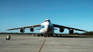 El transporte aéreo de cargas creció en marzo un 15,5%