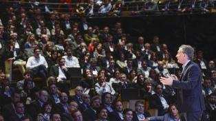 """Macri pidió """"humildad"""" en el inicio de la campaña"""