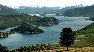 La Ruta del Pehuén ofrece su imponente paisaje para recibir a los visitantes