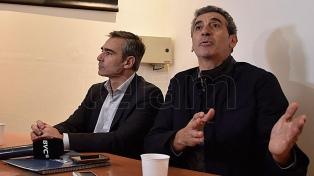 """Randazzo dice que """"no hay clima de campaña"""" y asegura que Cumplir va a mantener  los votos de las PASO"""