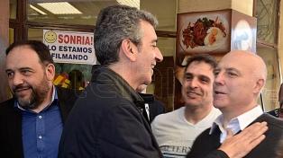 """Para Randazzo, es un error """"votar a Cambiemos para castigar a Cristina"""" Fernández de Kirchner"""