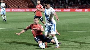 Independiente cayó ante Atlético Tucumán en octavos de final