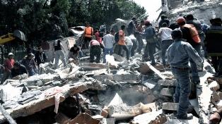 """La iglesia mexicana pidió una reforma política """"de gran calado"""" tras los terremotos"""