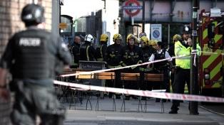 Detienen a otros dos sospechosos de participar en el atentado al subte de Londres