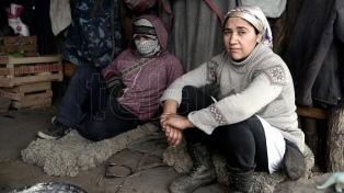 Una dirigente mapuche denunció incendios intencionales en una comunidad