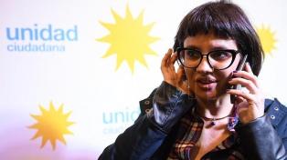 La periodista Gisela Marziotta será compañera de fórmula de Lammens por el Frente de Todos