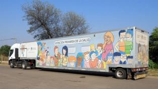 Equipos médicos recorrerán comunidades del norte salteño para dar atención sociosanitaria