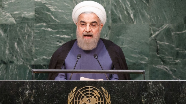 EEUU perderá confianza del mundo si sale del pacto nuclear — Rohani