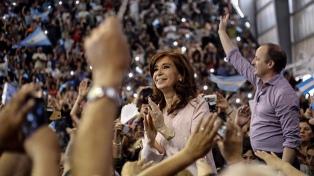 """Cristina Kirchner: """"El 22 de octubre hay que votar por el presente y para que no nos quiten nada"""""""