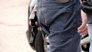 El gobierno mendocino impulsa un proyecto para sancionar a portadores de réplicas de armas