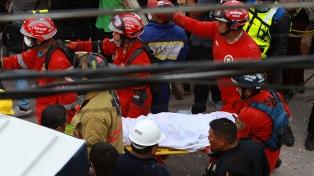 La Ciudad de México concluyó el proceso de rescate tras el sismo y comenzó la reconstrucción