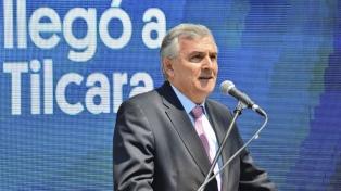 """Morales: """"Vamos a cobrar la atención de salud a extranjeros"""""""