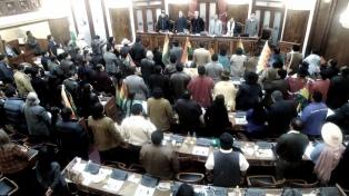 Cuatro organismos serán observadores en los comicios judiciales