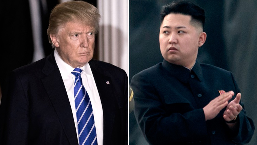 Respuesta de Corea del Norte es productiva y una buena noticia: Trump