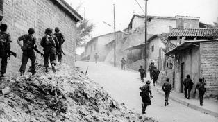 El Salvador entrega restos de niños asesinados por el Ejército en la guerra civil