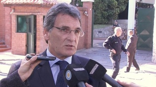 """Avruj dijo que se hizo un """"aprovechamiento político"""" del caso Maldonado"""