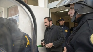 Apartan al juez Otranto de la causa por la desaparición de Santiago Maldonado