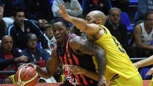 San Lorenzo derrotó a Obras Basket en su debut en el Súper 20