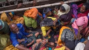 """La ONU denuncia un plan """"sistemático"""" para expulsar a los rohingyas"""