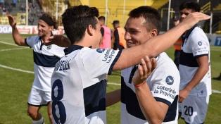 Gimnasia venció a Olimpo y consiguió su primer triunfo en la Superliga
