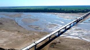 Santa Cruz habilita el puente Banegas, el más largo del país