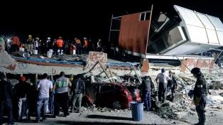 """La Iglesia advirtió que habrá """"odio del pueblo"""" si el Gobierno no atiende a las víctimas del sismo"""