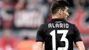 Colón reclama dinero por el pase de Alario al Bayer Leverkusen