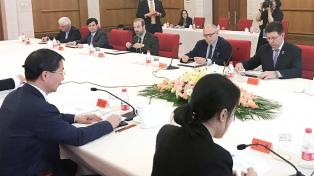 China mostró interés por las inversiones en cobre, ante una delegación argentina