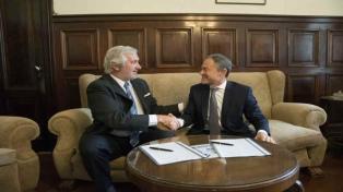 Firman acuerdo entre Justicia y Procuración para crear un Registro Único de Detenidos
