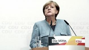 Merkel espera el apoyo socialdemócrata para formar gobierno