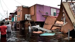 """Son 51 los muertos por el huracán """"María"""" y abundan los casos de leptospirosis"""