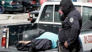 Son 48 los efectivos de seguridad asesinados durante este año
