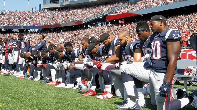 LeBron advierte a Trump que no use deporte para dividir
