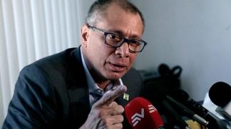 Jorge Glas, actual vicepresidente de Ecuador