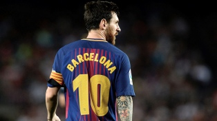 Barcelona encontró la forma y le empató al Atlético Madrid