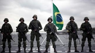 Resultado de imagen para general Eduardo Villas Boas.