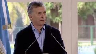 Macri presentará el lunes un plan de reformas a referentes de todos los sectores