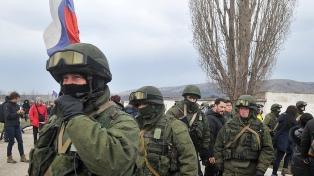 Levantarán un muro de 50 kilómetros entre Crimea y Ucrania