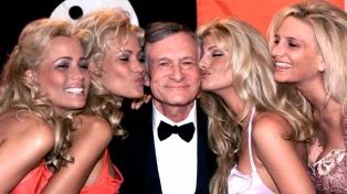 A los 91 años murió Hugh Hefner, el célebre creador de la revista Playboy